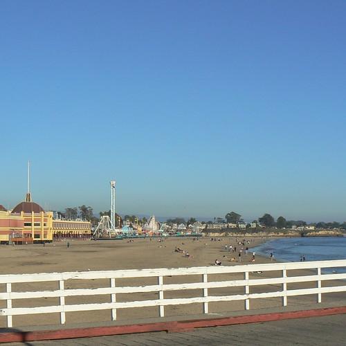 Santa Cruz Wharf visit