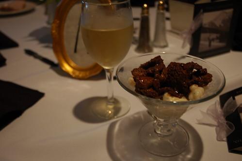 sirloin and gnocchi parfait