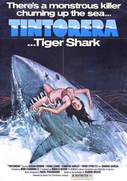 tintorera - tiger shark