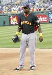 Is Ortiz still a fantasy All-Star? Not really (Amado Deras/Flickr).