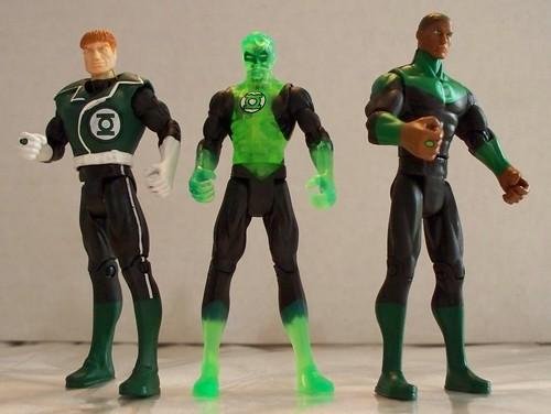 Guy Gardner, Energized Hal Jordan & John Stewart