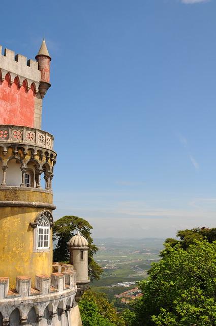 Castillo de colores
