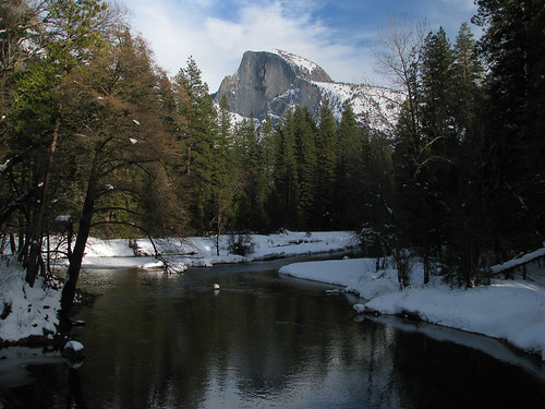 Day 06 - Half Dome From Bridge