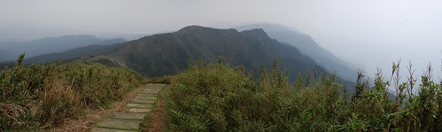Taoyuan Valley Hike Panorama 4
