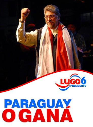 PARAGUAY O GANÁ