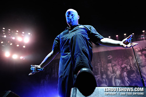 Disturbed @ Mayhem Fest