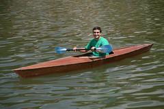 Kayak's maiden voyage