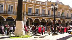 Cochabamba - eine Demo