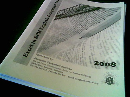 STP's seminar handout
