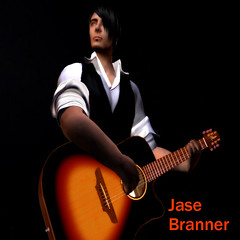Jase Branner on Caer Blanco