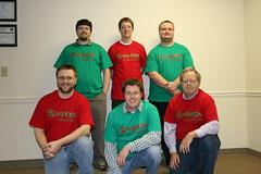 Equinox Team, December 2007