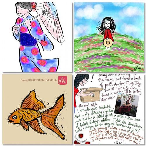Debbie Ohi's Works