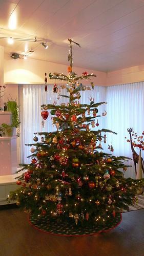 Weihnachtsbaum Kirsten+Werner