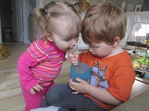Sharing a Malt