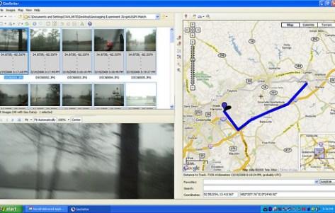 i-gotU Geotagging