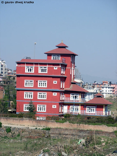 Headquarter by Gaurav Dhwaj Khadka