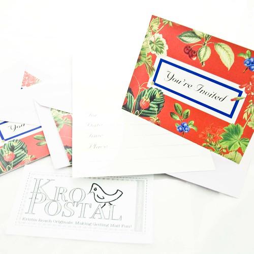 Kro Postal - Your invited!