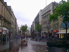 Sheffield - CBD (Central Business District)