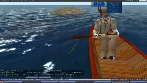 Hunting for Magellan Linden in Blake Sea
