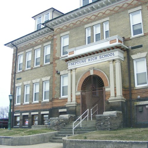 Old Neptune High School