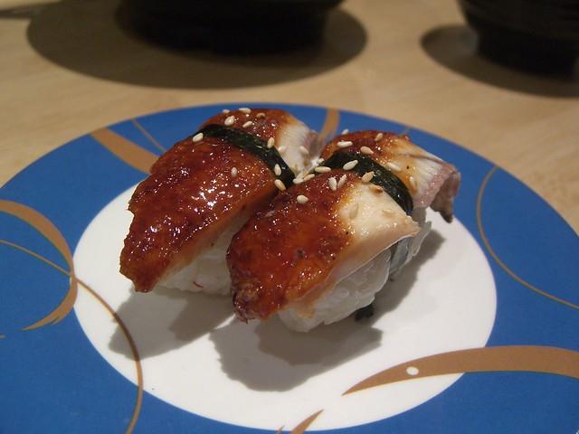 Unagi nigiri sushi - Sushiko