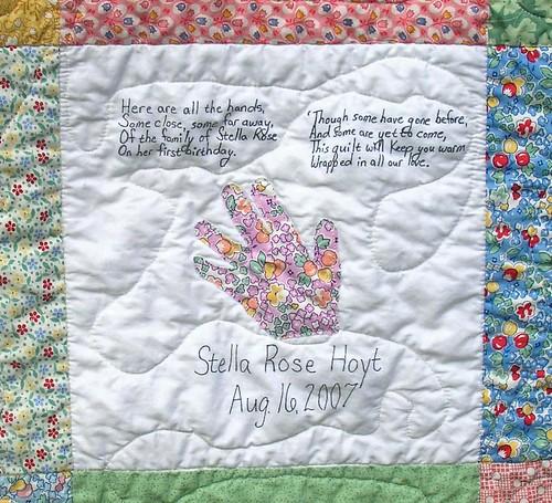 Stella bday quilt (8)