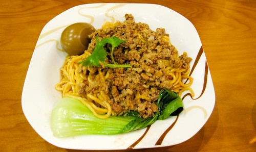 Sunflower Cafe - Stewed Pork with Dry Noodles
