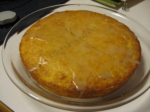 wild lemon cake