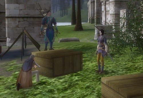 Anishi, Rootbeerien and Valaraen