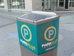 ParkPlus solar cells