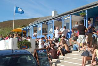 Blue Bar - Porthtowan