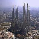 Antoni Gaudi. Sagrada Familia. 1883.