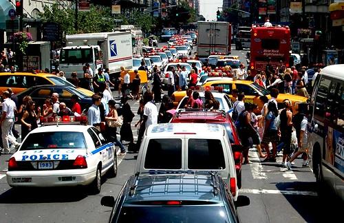 The gridlock - L'ingorgo