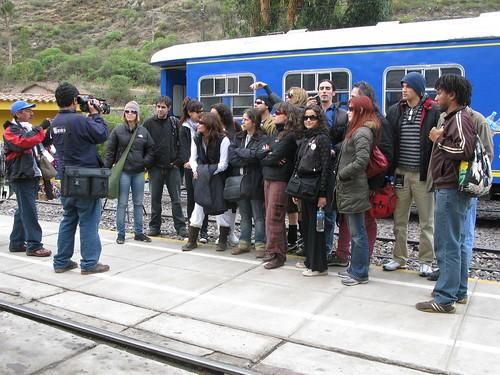 Fenaco Cusco 2008, Machu Picchu