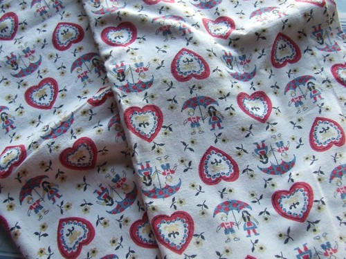 dutch kids fabric