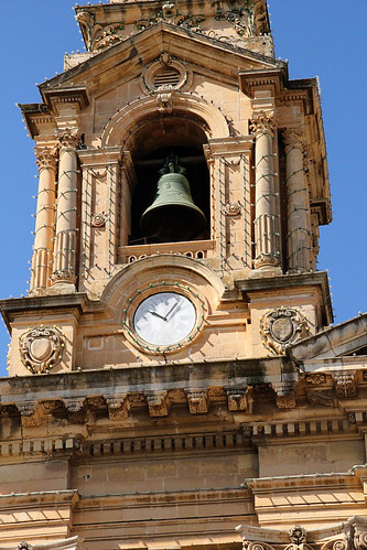Clock-tower-St-Publius-Floriana