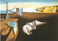 Salvador Dali. La Persistencia de la Memoria 1931.