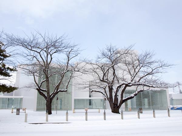 2008年1月 十和田市現代美術館 2