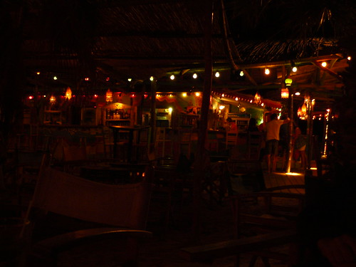 Ethnic Beach Bar