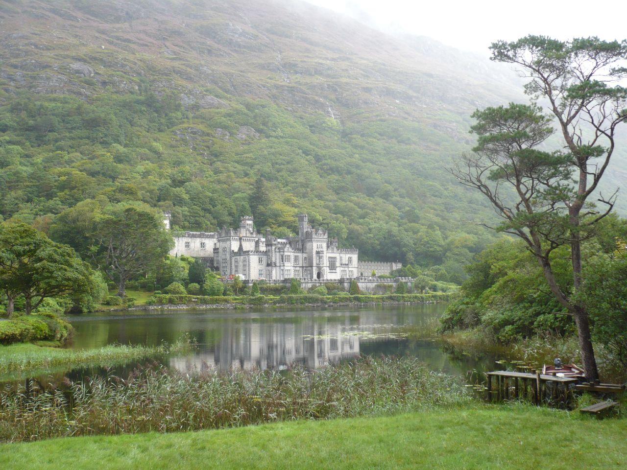 Abadia de Kylemore