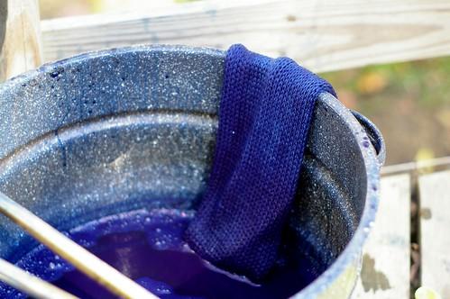 attempt at dip dye