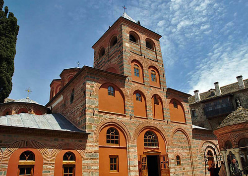 bell-tower on Athos