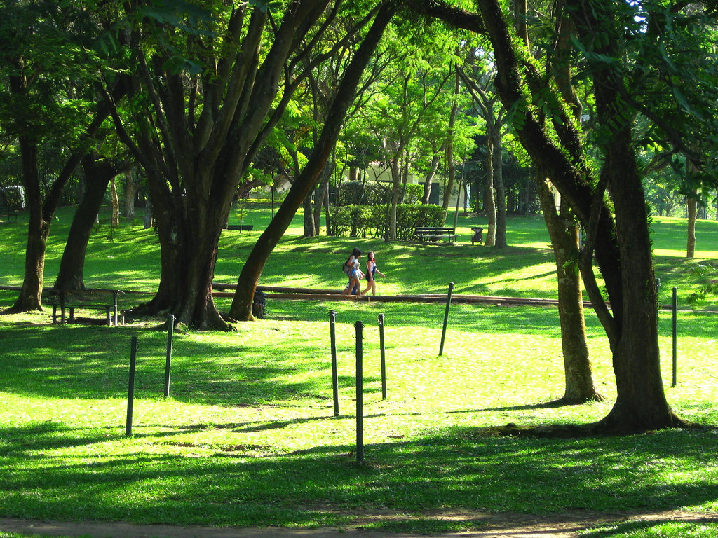 Parque do Carmo. Foto: Leandro Oj (http://flickr.com/photos/leandrooj)