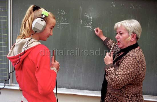 Suvag, Rehabilitation of deaf children