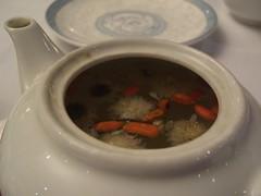 菊花枸杞子茶 Chrysanthemun and Goji Berry Tea - Sung...