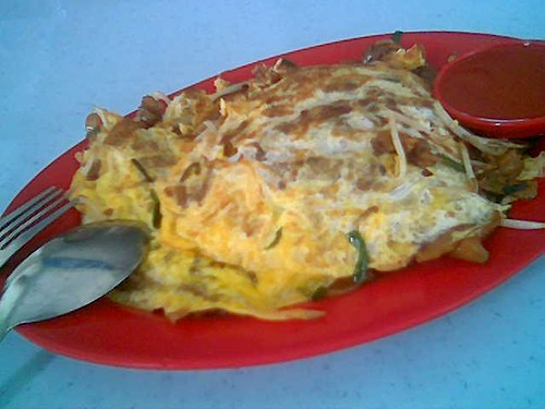 Coffee Castle's char kway teow