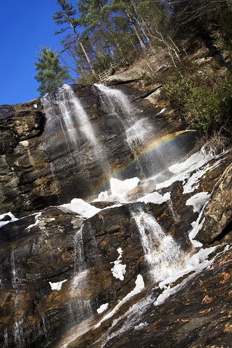 Dry Falls + Rainbow