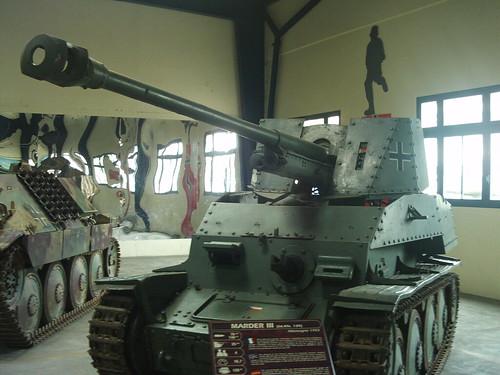 Musée des Blindés, Saumur