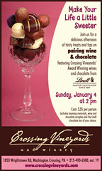Wine-Chocolate event