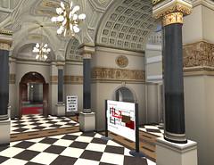 Dresden Gallery - entrance